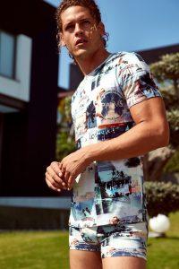 Distributore abbigliamento uomo - John Frank